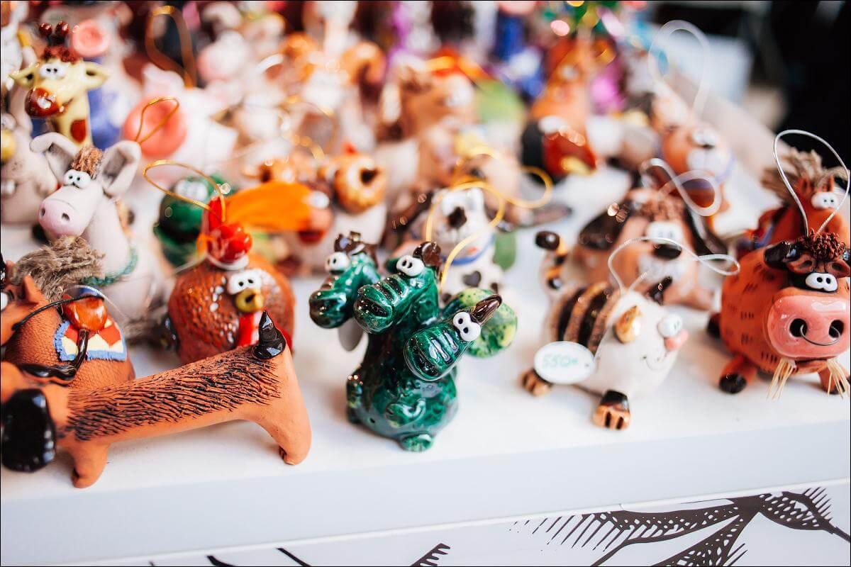 "Весенняя ярмарка ТЦ «Золотой Вавилон""(Отрадное)"