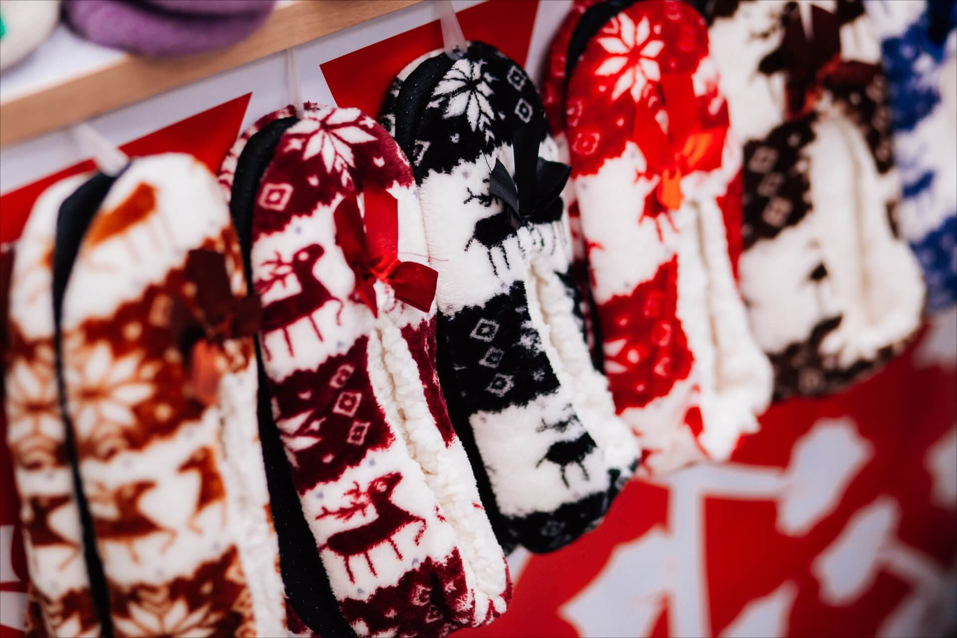 Новогодняя ярмарка ТРЦ «Красный Кит»